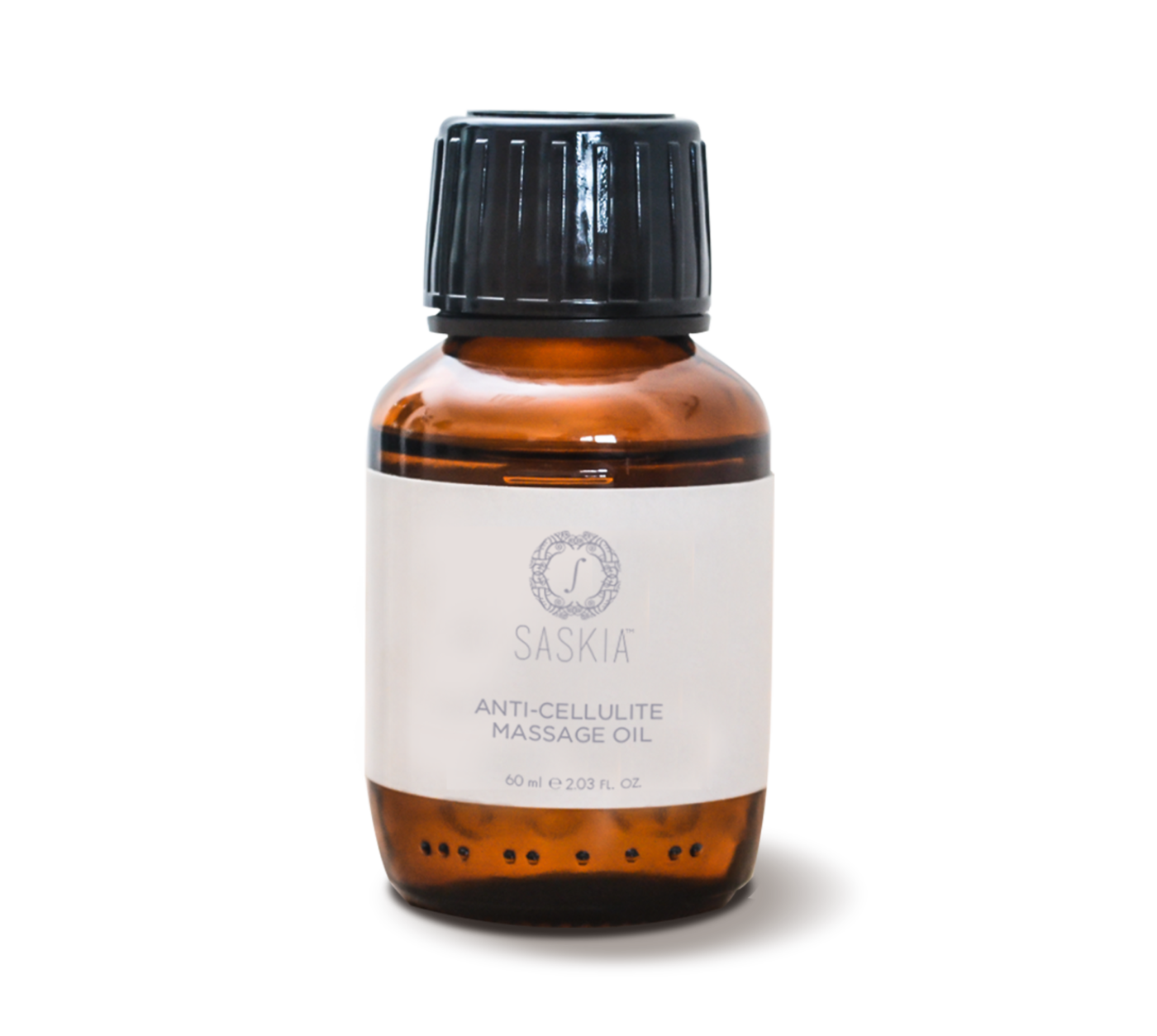 SASKIA Anti-cellulite Massage oil 60ml