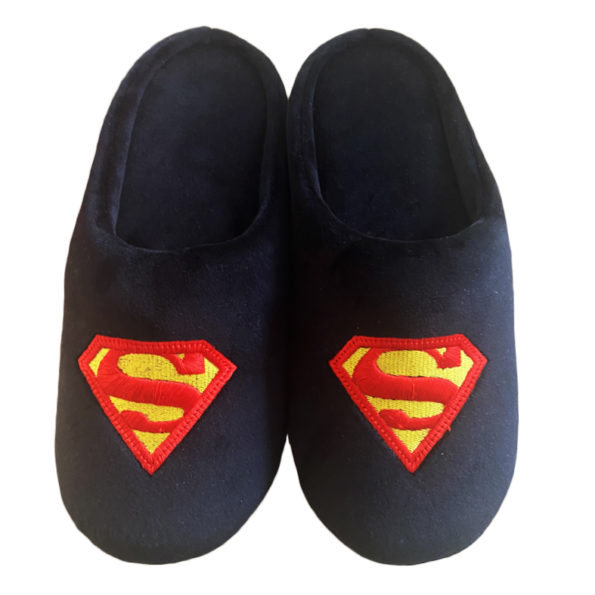 SuperMan Soft – Slippers for him