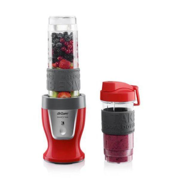 Arzum – Shake & take personal blender – Red – AR1032